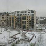 Firma budowlana i prace wykończeniowe zimą